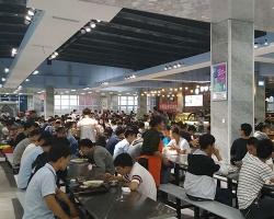 重庆九龙坡第一人民医院食堂托管