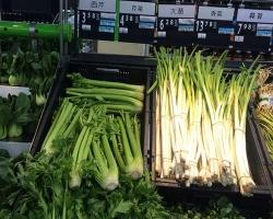超市蔬菜配送